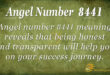 8441 angel number