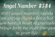 8584 angel number