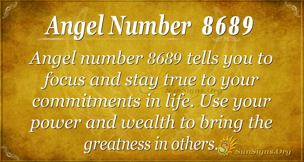8689 angel number