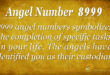8999 angel number