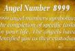 8999 angel number