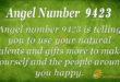 Angel number 9423