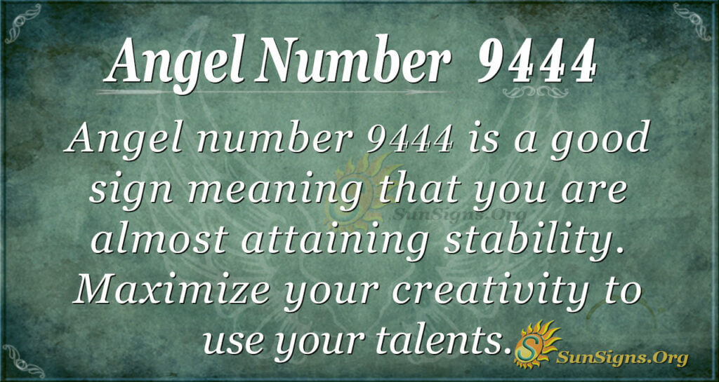 9444 angel number
