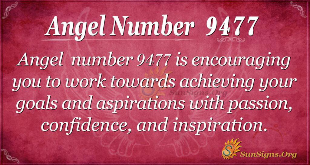 9477 angel number