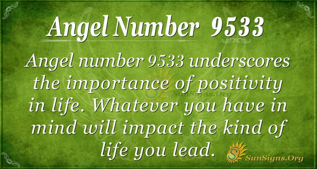 9533 angel number