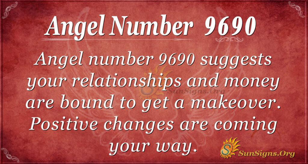 Angel number 9690