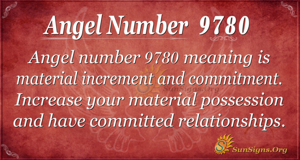 9780 angel number