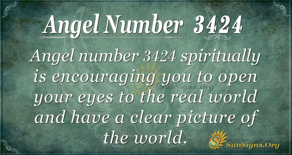 3424 angel number