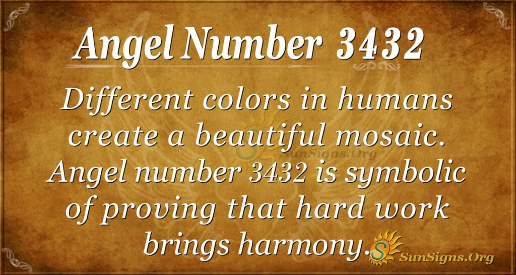 3432 angel number