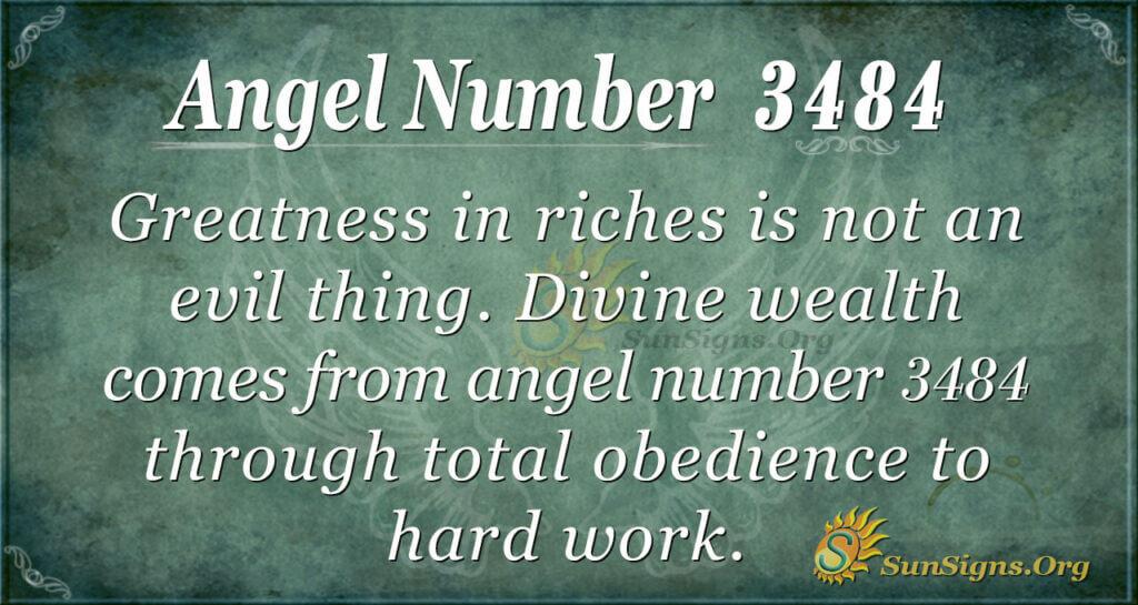 3484 angel number