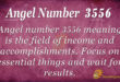 3556 angel number