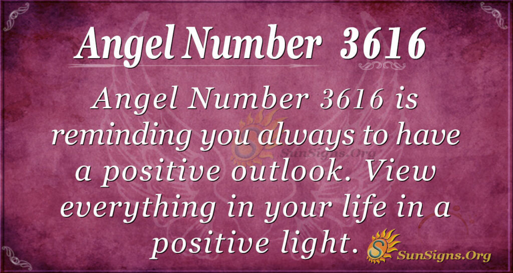 3616 angel number