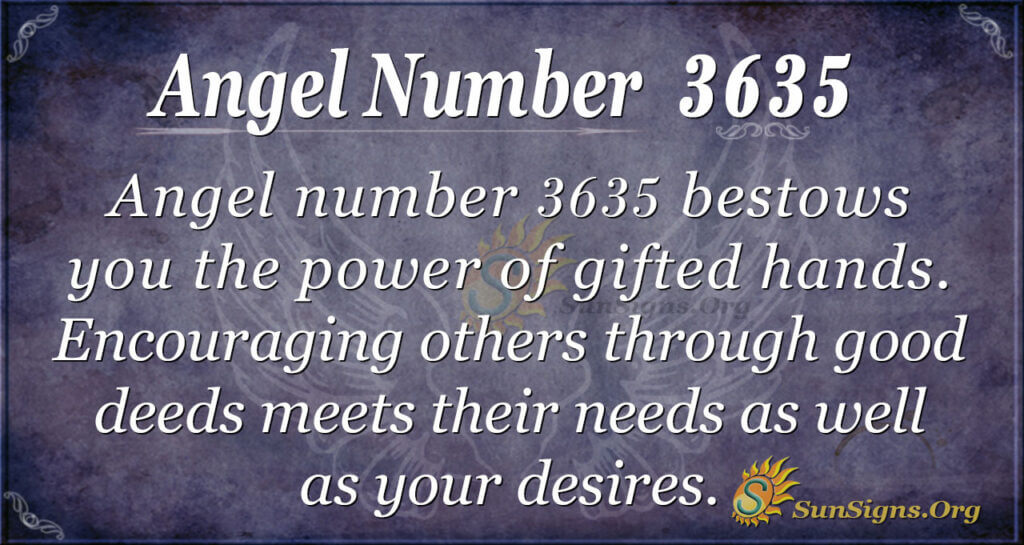 3635 angel number