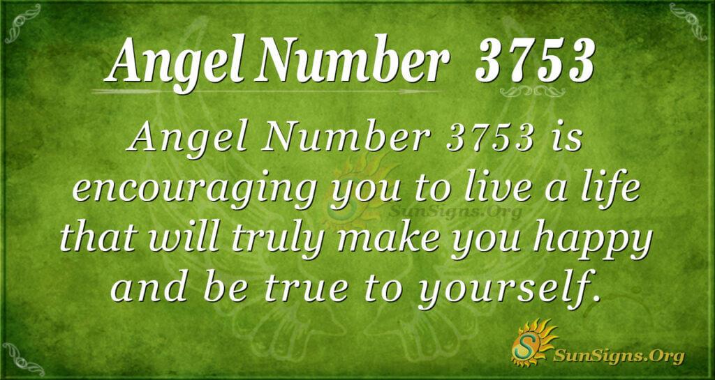 3753 angel number