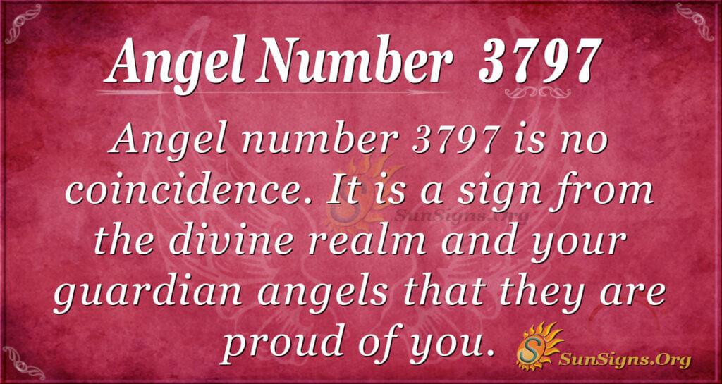 3797 angel number