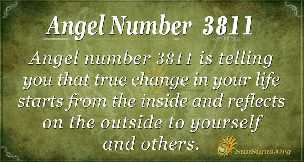 3811 angel number