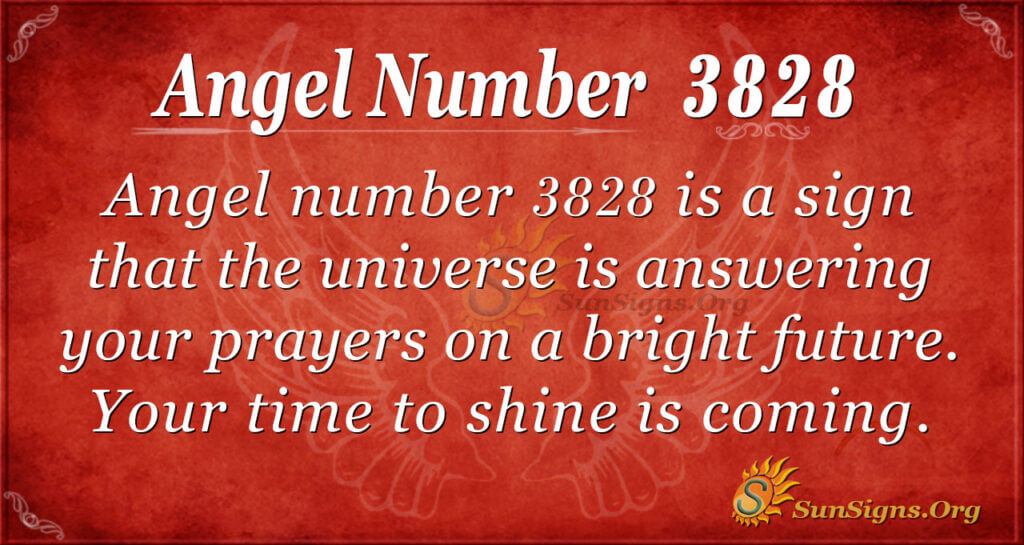 3828 angel number