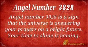 3828 angel number