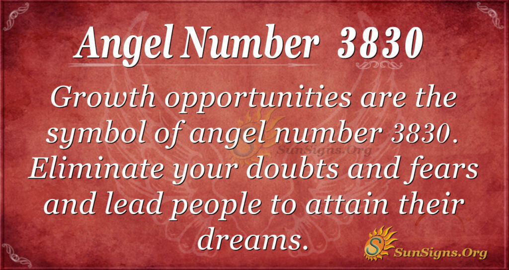 3830 angel number