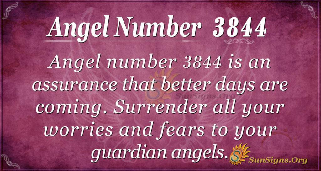 3844 angel number