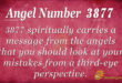 3877 angel number