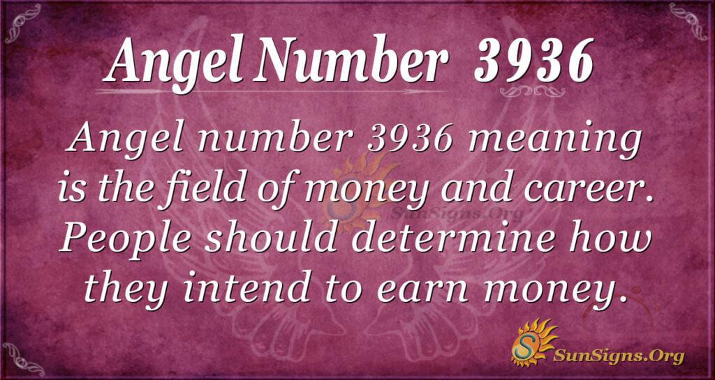 3936 angel number