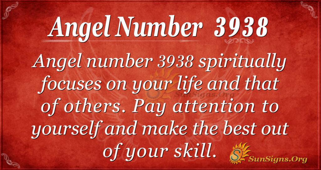 3938 angel number
