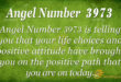 3973 angel number