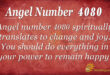 4080 angel number