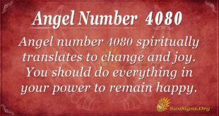 4080 angel number