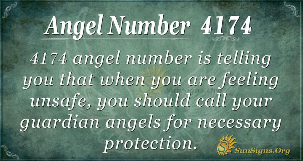 4174 angel number