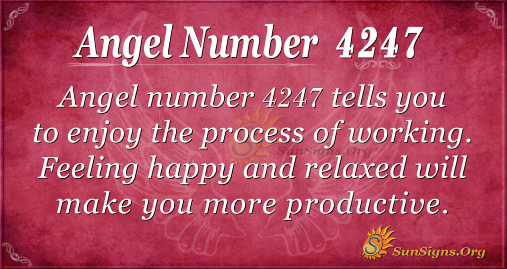 4247 angel number