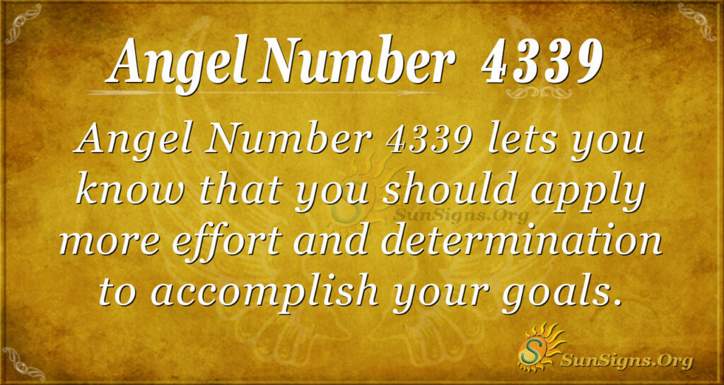 4339 angel number