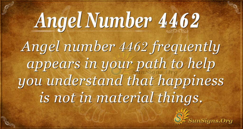 4462 angel number