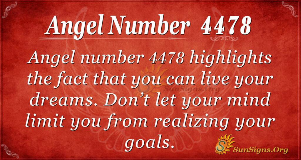 4478 angel number