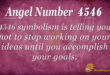 4546 angel number