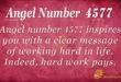 4577 angel number