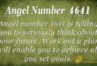 4641 angel number