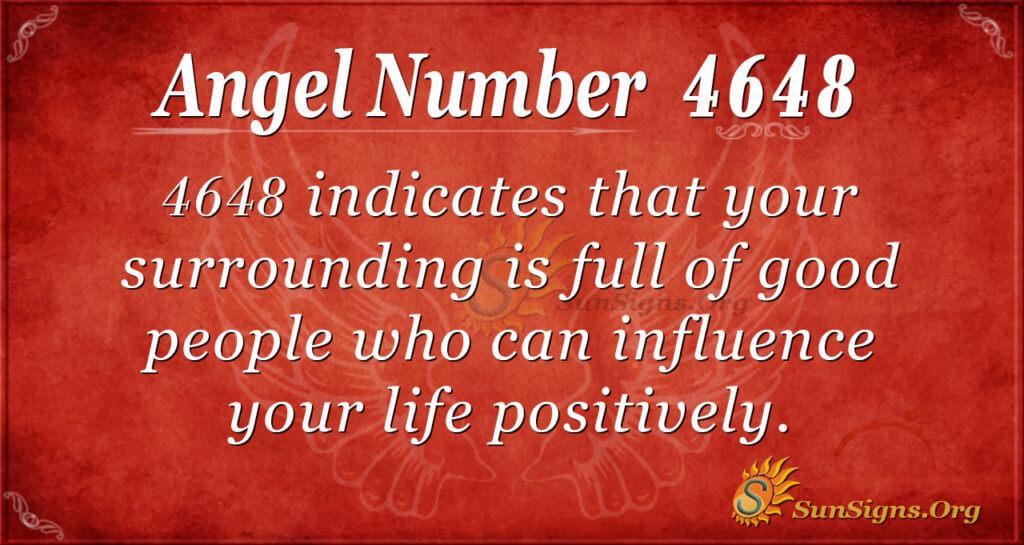 4648 angel number