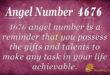 4676 angel number