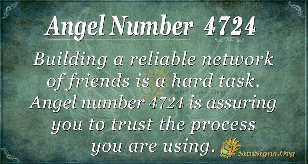 4724 angel number