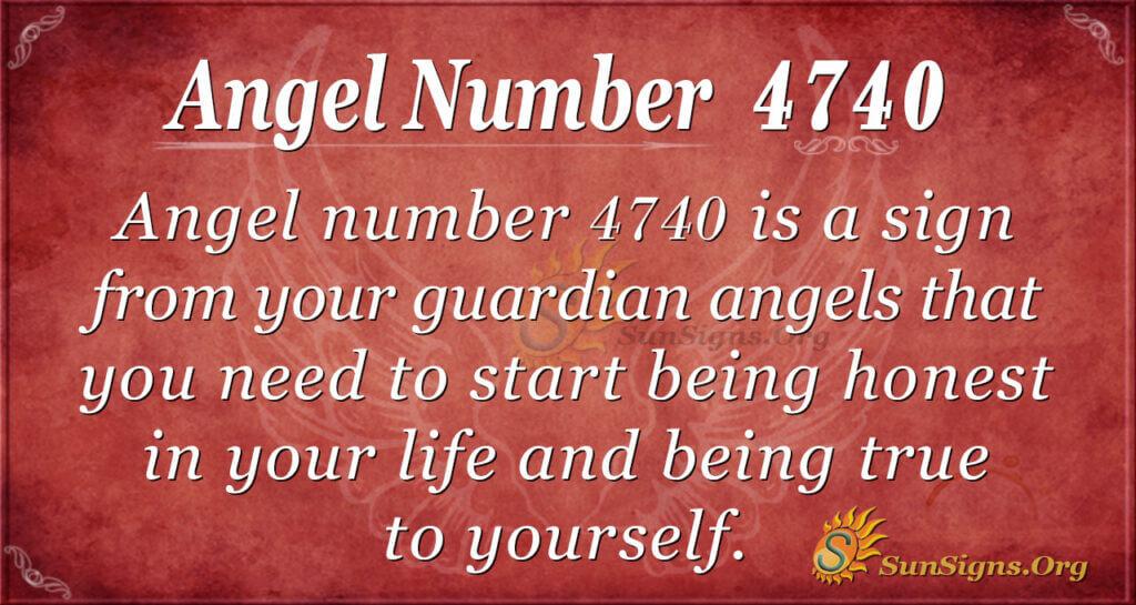4740 angel number