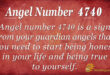 4740 angel number