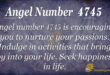 4745 angel number