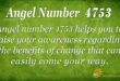 4753 angel number