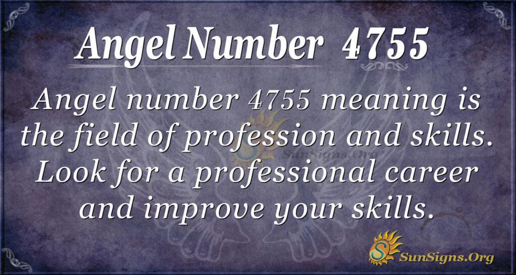 4755 angel number