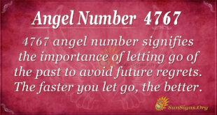 4767 angel number