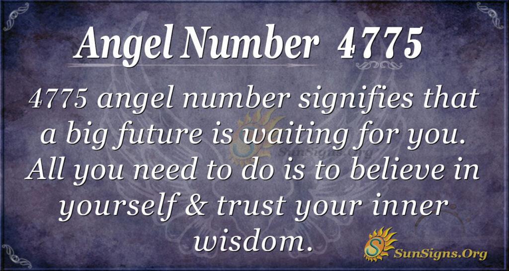 4775 angel number