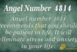Angel number 4814