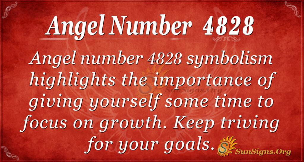 4828 angel number